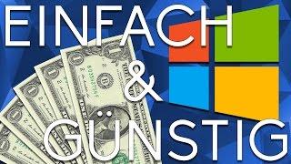 Windows 10 richtig installieren? GÜNSTIG & EZ