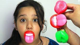 shfa colors lollipop mukbang  Toddler