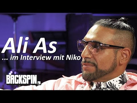 """Prolet, Poet, Prophet!"" - Ali As im Interview mit Niko BACKSPIN"