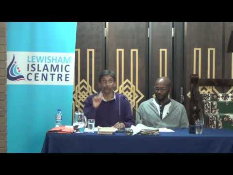 Sharia in the context of the current political climate|Shabir Yusuf|Lewisham Islamic Centre| Part 1