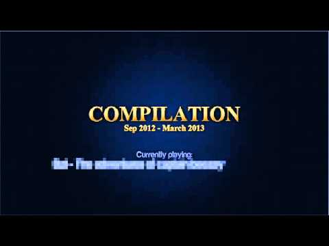 Chiptune compilation: september 2012 - march 2013