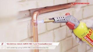 SUPER FIRE 3 – Kartuschen-Hartlöten / Cartridge Brazing