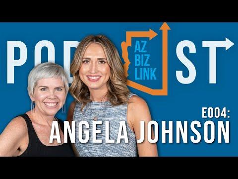 F.A.B.R.I.C.'s Co Founder Angela Johnson On Arizona Fashion | AZ Biz Link Podcast 004