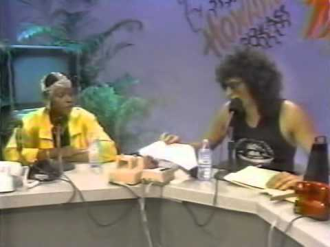 Howard Stern  Negligee & Underpants Party 1988