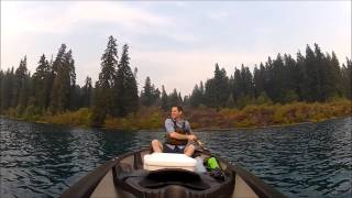 New Canoe Maiden Voyage