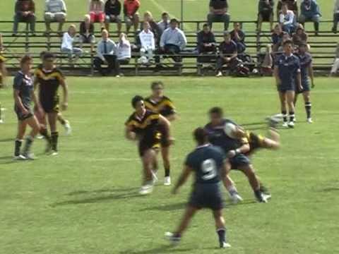 Tokelau filmed, NZRL 2006 U18sOrcasVsNthlnd 'That Try!!!'.wmv