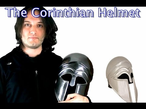 The Corinthian Helmet