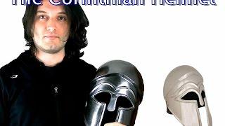 The Corinthian Helmet