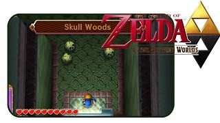 Skull Woods | The Legend of Zelda: A link Between worlds | Ep.21