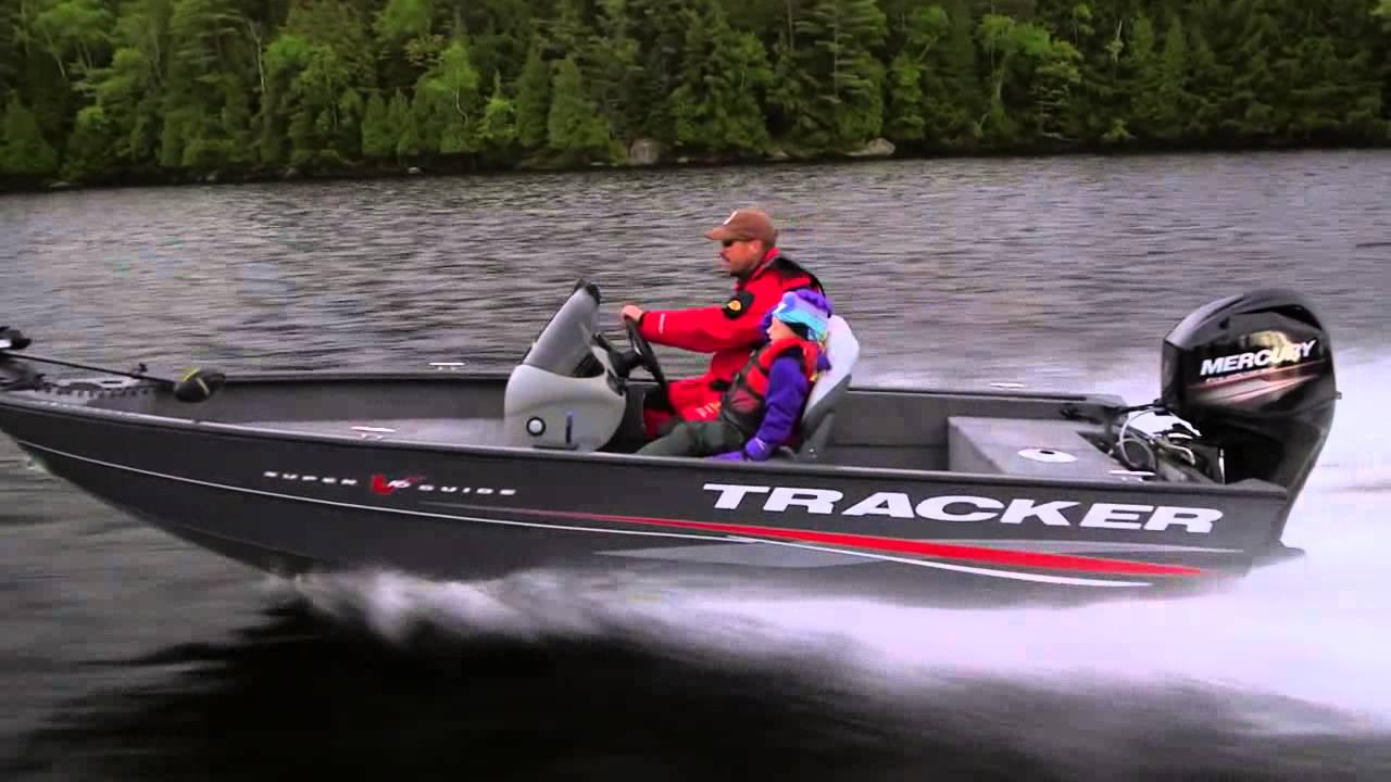 Tracker boats 2016 super guide v 16 sc deep v aluminum for Tracker fishing boats