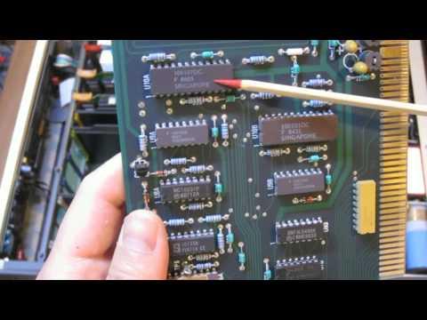 Wavetek 859 50 MHz Pulse Generator Teardown