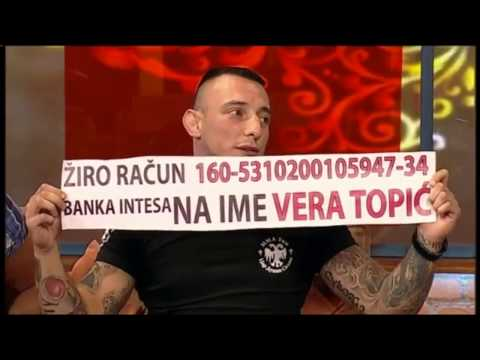 "Velika je razlika izmedju MMA borca Dusan Dzakic i realiti ""zvezde"" Zmaja"