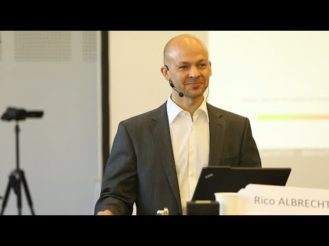 Wie entsteht Geld? Kurzfassung von Rico Albrecht auf dem Frankfurter Geldkongress