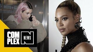 "People Think Beyonce Is Shading Kim Kardashian on ""Top Off"""