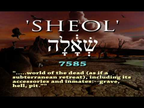 HELL DEFENDED - HELL, GRAVE, SHEOL, HADES, GEHENNA