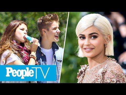 Selena Gomez & Justin Bieber Visit Old Date Spot, Pregnant Kylie Jenner