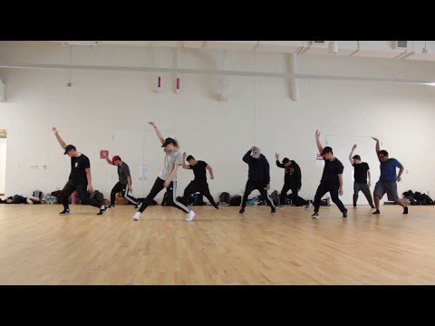 GDI - Namita Deodhare 'Alright' Choreography