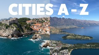 Travel The World From A - Z With These 26 Cities