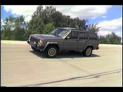 1989 jeep cherokee limited