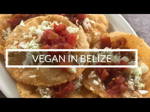 VEGAN IN BELIZE
