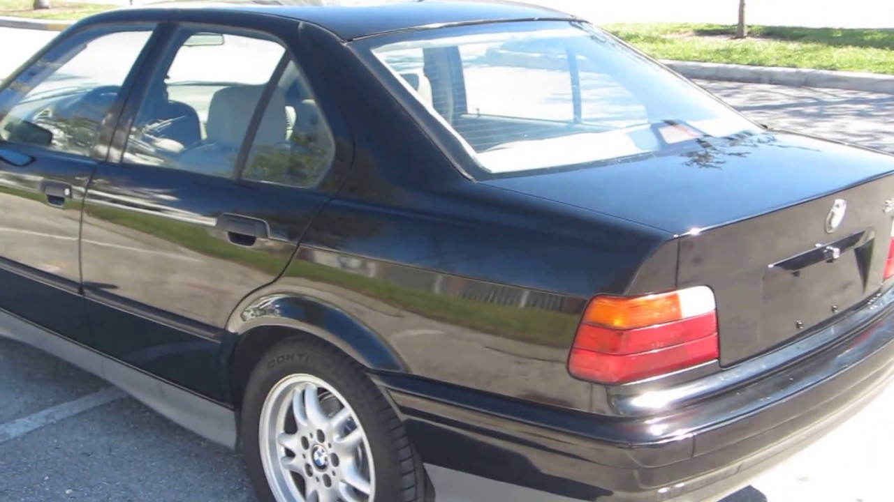 1993 bmw 325i sold by instant video services florida