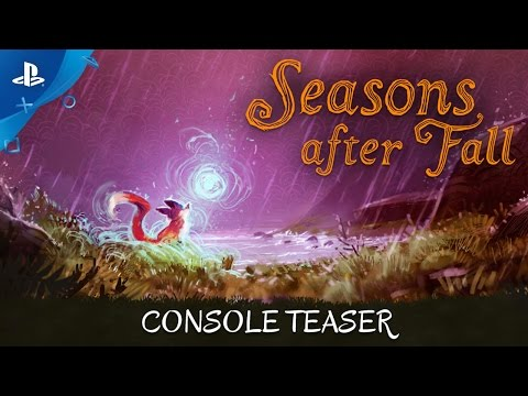 Seasons After Fall - Teaser Trailer | PS4