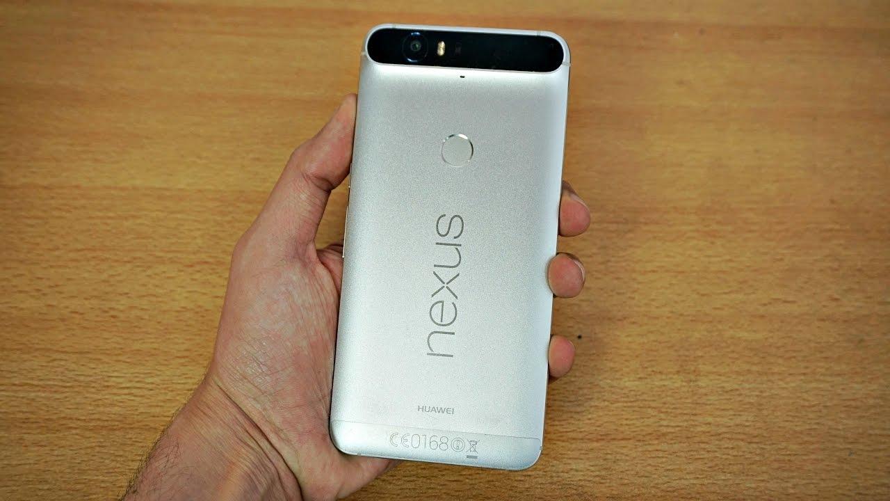 Nexus 6P 2017 Review! - YouTube