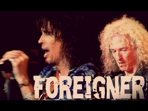Foreigner Live at The Carnegie Music Hall 2013