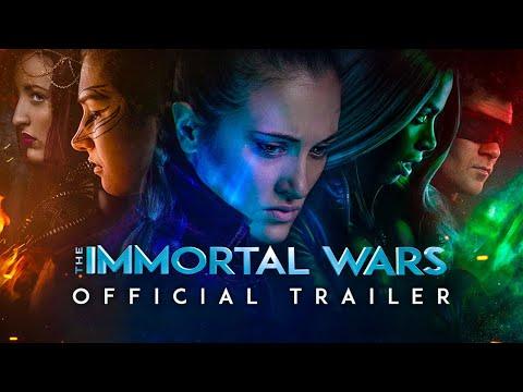 The Immortal Wars trailer
