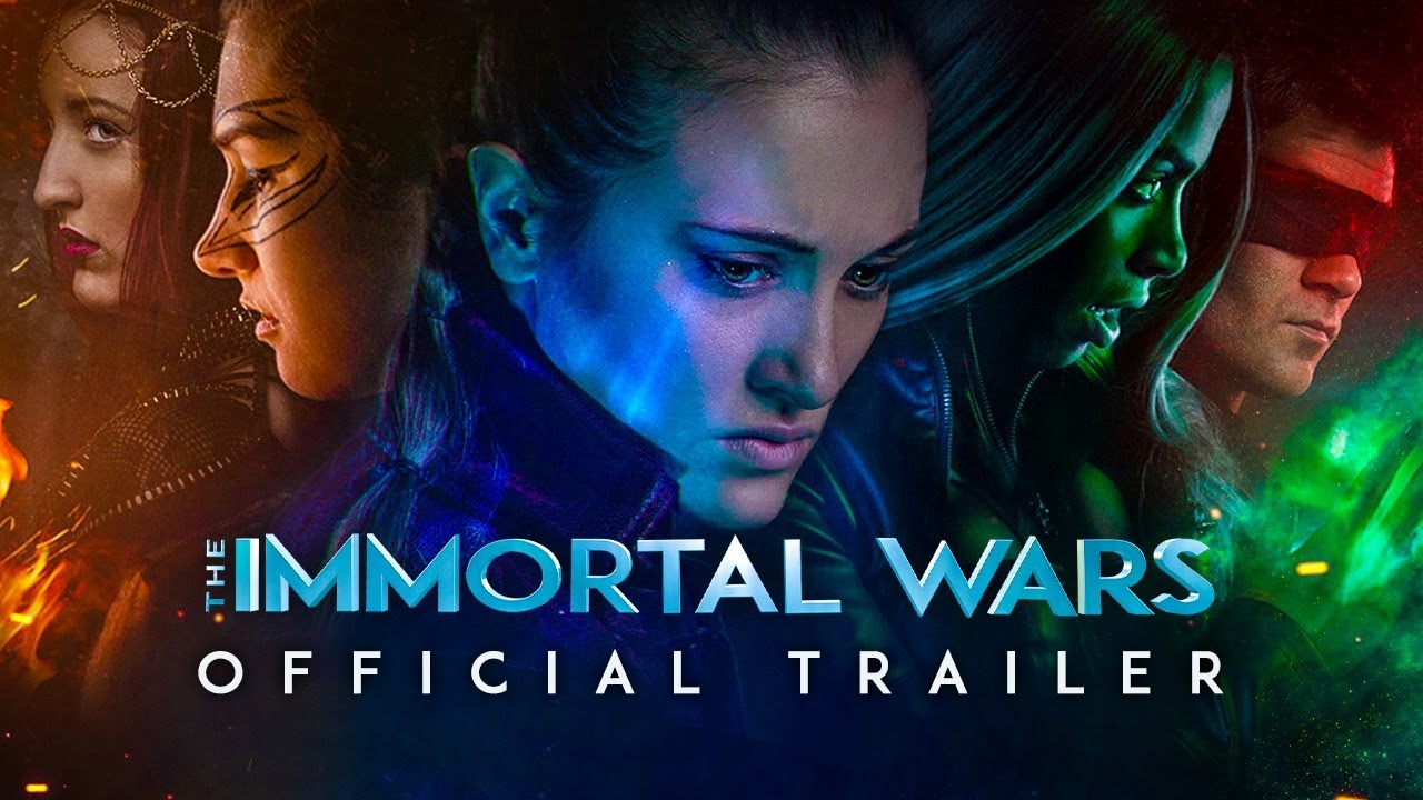 Download The Immortal Wars - Official Trailer
