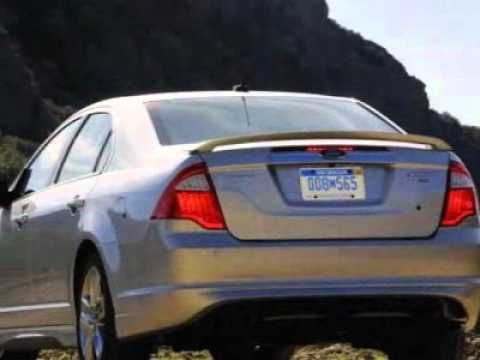 2010 Ford Fusion Sport Sedan – Nicholasville, KY