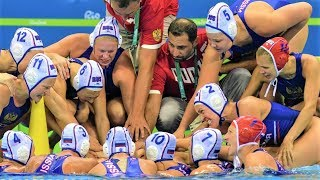Югорчанка помогла сборной России пройти в финал чемпионата Европы по водному поло