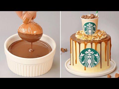 Amazing Creative Cake Decorating Ideas | Delicious Chocolate Hacks Recipes | So Tasty Cake #2