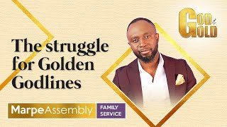 PROSPERITY AND CHRISTIANITY | GOD & GOLD | Apostle A.B. Prince |  Marpe Assembly
