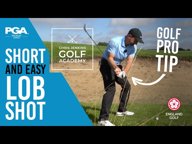 Best Golf Lob Shots Explained - LEARN HOW TO LOB LIKE A PRO