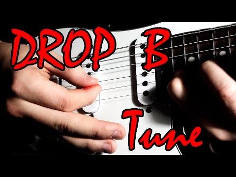 Best Drop B Guitar Tuning
