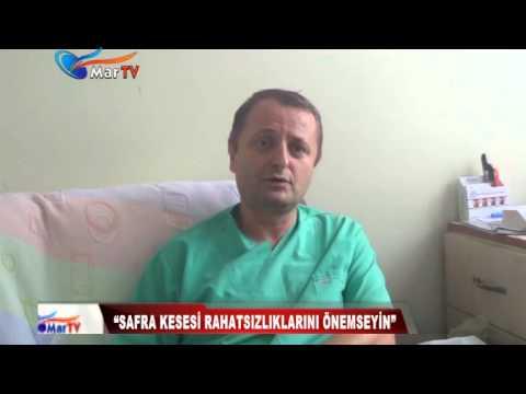 """SAFRA KESESİ RAHATSIZLIKLARINI ÖNEMSEYİN"""