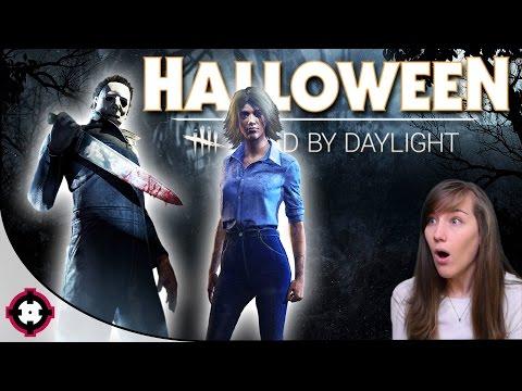 Halloween DLC! ►Dead by Daylight◄ Michael Myers, Laurie Strode, & Haddonfield