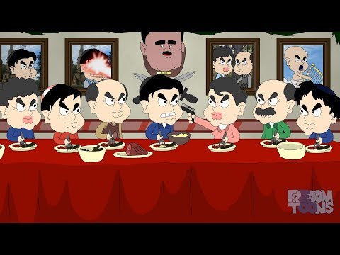 Thanksgiving with Ben Shapiro | FreedomToons