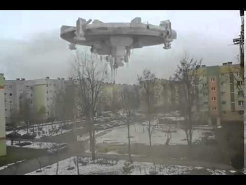 UFO W Bydgoszczy