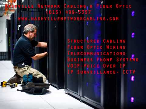 Nashville Network Cabling and Fiber Optic Services- Telecom Contractor