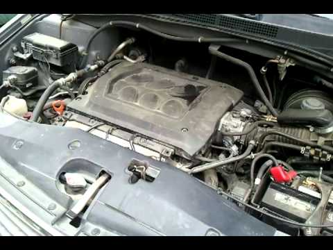 99 Honda Odyssey Engine Problems Youtube