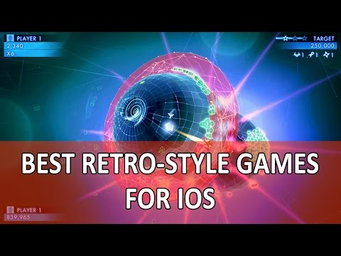 The 10 Best Retro Style on iPhone/iPad Games