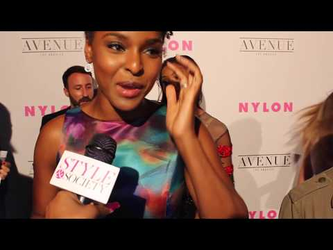 Her : Dear White People Actress Antoinette Robertson