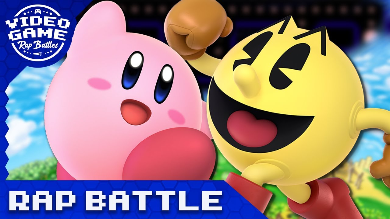 Kirby vs. Pac-Man - Video Game Rap Battle