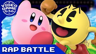 Kirby vs. Pac-Man - Video Game Rap Battle