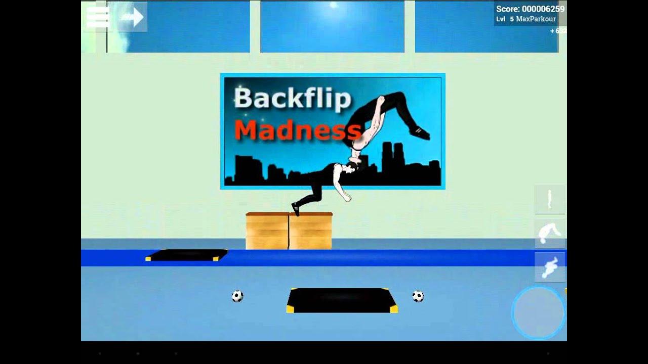 Backflip madness free play rivers casino club chicago