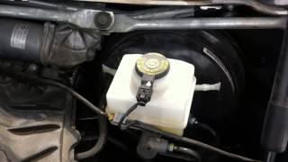 Замена тормозной жидкости BMW X5 E70