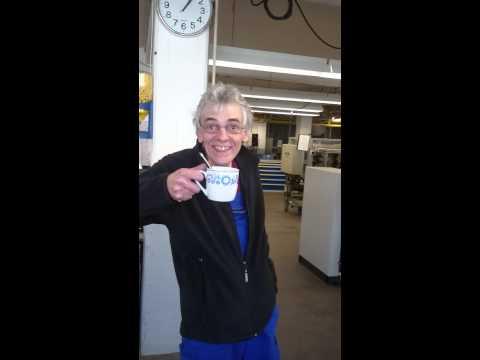 Norbert gib mal Kaffee!!!! :D