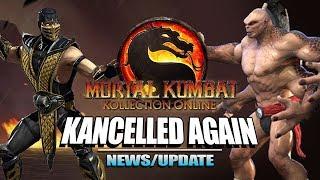 KANCELLED AGAIN...Mortal Kombat Remaster